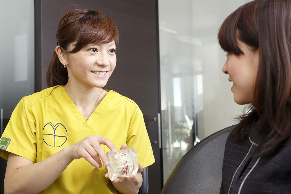 女医診療対応
